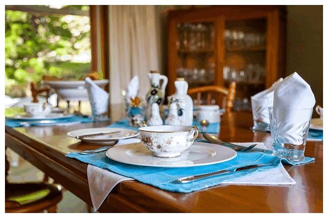 stół okrągły do jadalni
