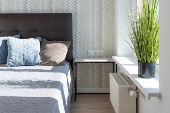 Parapety wewnetrzne idealne do sypialni